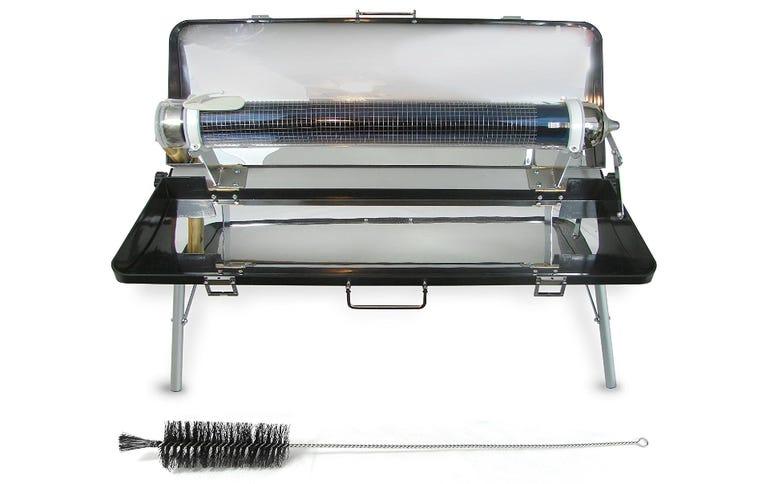 Total Survival portable solar oven - $280