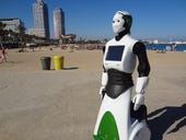 Robocops are on the beat: But here's why they're no match for your average criminal