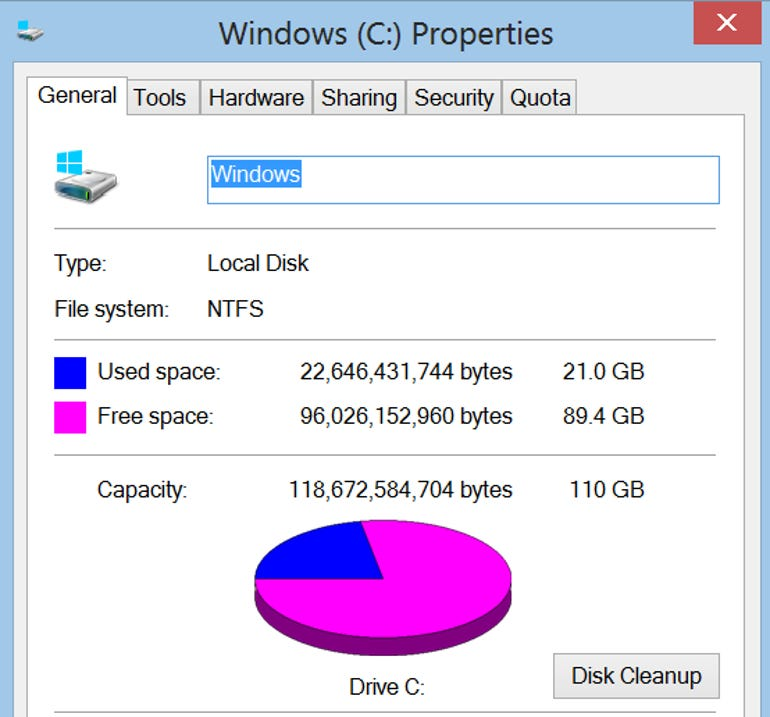 surface-pro-storage-out-of-box-c-drive