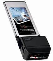 Novatel V640 EVDO card