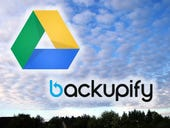 Backing up your Google cloud with Backupify