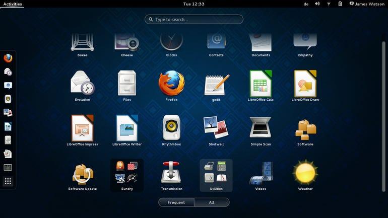Fedora19Apps