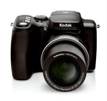 A quick look at the tiny Kodak Z1012 IS megazoom