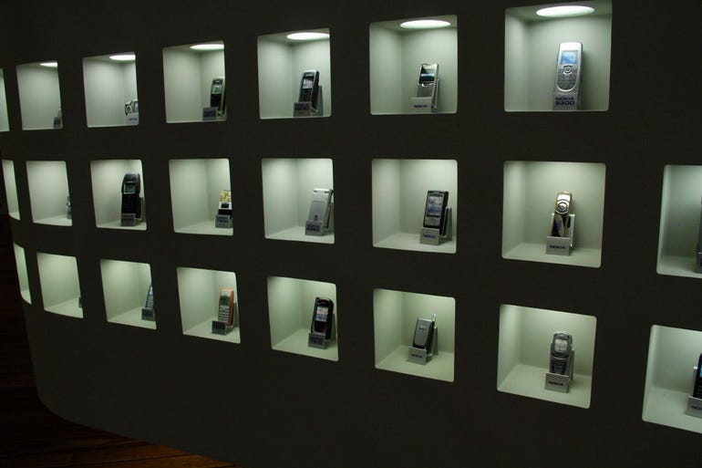 Wall of Nokia fame