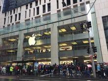 iPhone 6s, 6s Plus Sydney launch: Photos