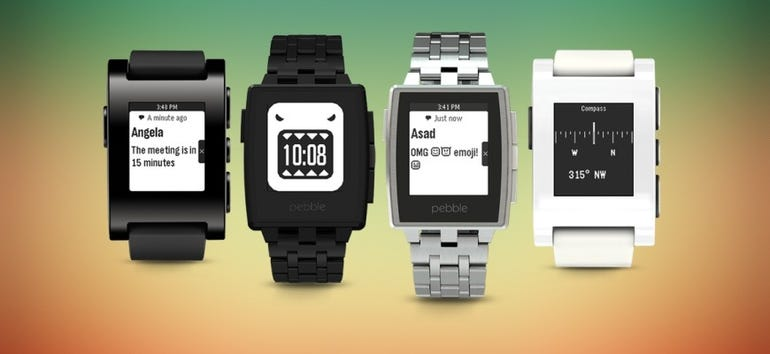 Pebble rolls out firmware 2.5 with Apple iOS 8 support, compass access, and emojis