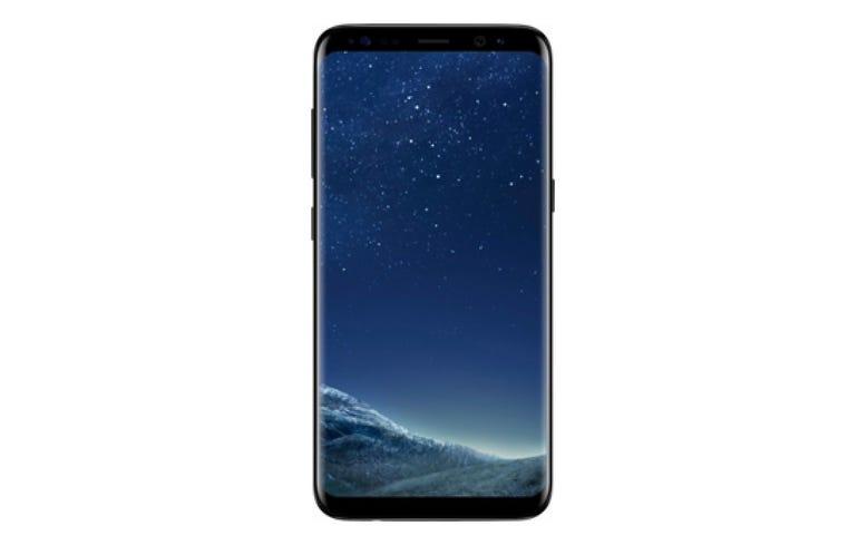 Samsung Galaxy S8 smartphone contract