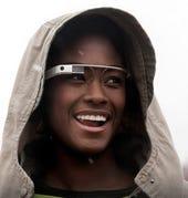 google glass look