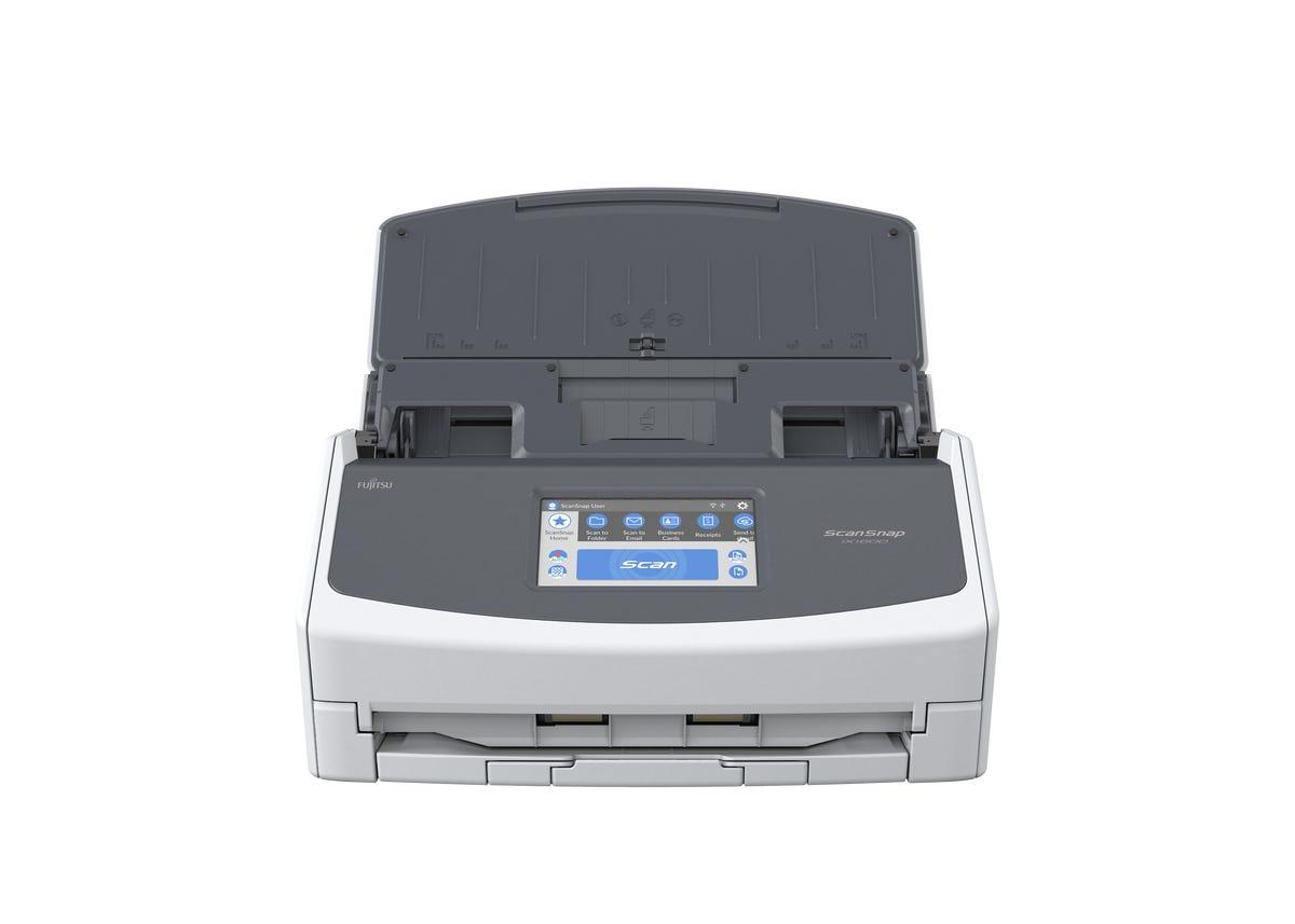 Fujitsu ScanSnap iX1600 : le scan sans fil change la donne