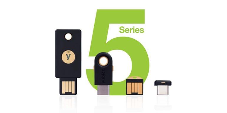 YubiKey 5 Series