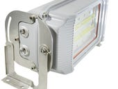 New LED sign light reduces energy consumption