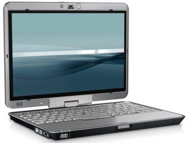The HP 2710P