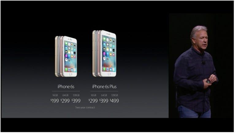 iPhone 6s/6s Plus