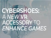Cybershoes: A new VR accessory to enhance games