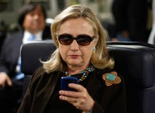 Hillary Clinton's little email fuss:  Beyond 'servers in the basement'
