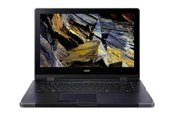 Acer Enduro N3: Thin and light, for a rugged laptop