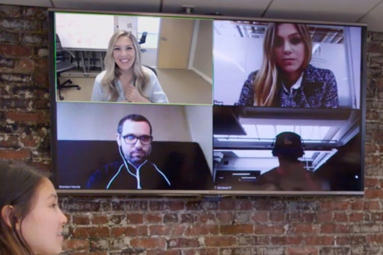 Zoom - video conferencing alternative to Skype, GoToMeeting, and Hangouts