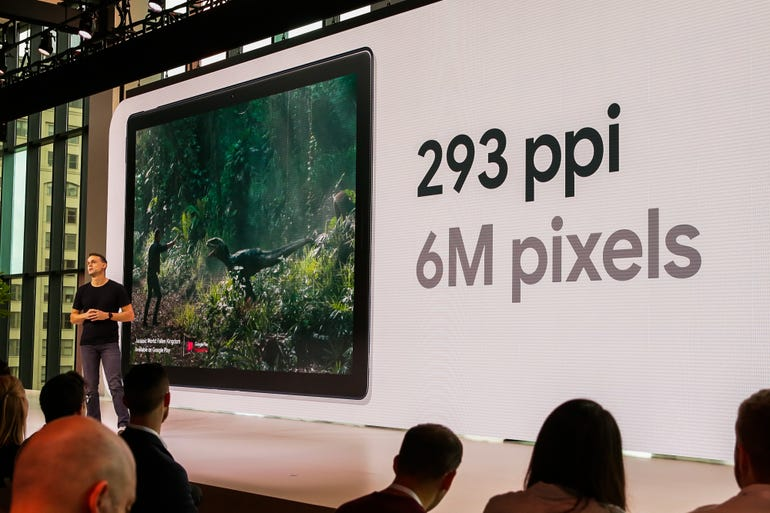 Pixel Slate: Features