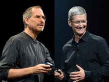 The iPhone decade: Apple's transition from Jobs to Cook