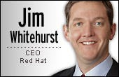 Red Hat CEO