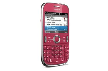 Series 40 Asha phone