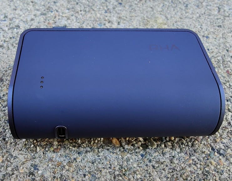 Navy Blue charging case