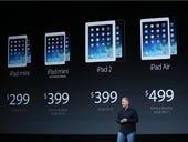 Apple's iPad Air, iPad mini launch: 6 not-so-obvious takeaways