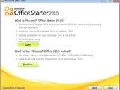 A closer look at Office Starter 2010