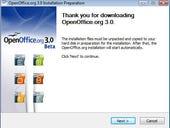OpenOffice.org 3.0 beta