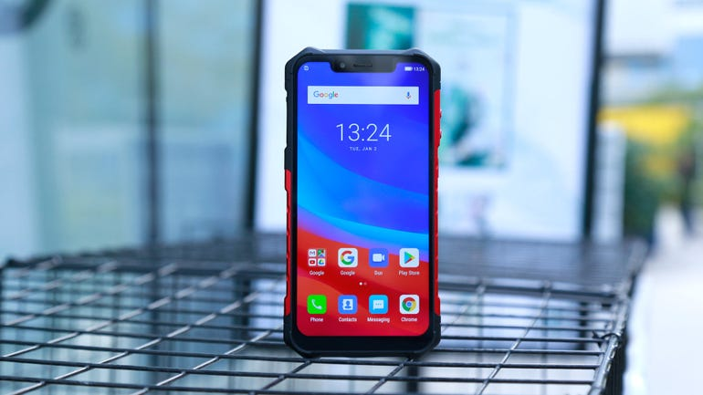 Hands on with the Ulefone Armor 6 The ideal rugged device for professional phone warriors