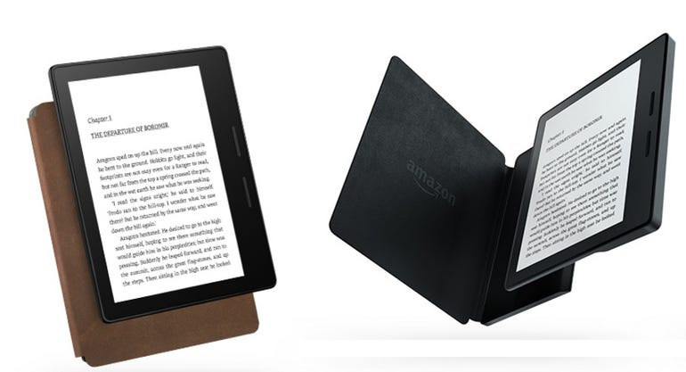 Kindle Oasis starting at $289.99
