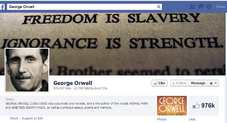 orwell-facebook