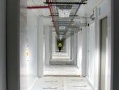Inside a datacentre factory