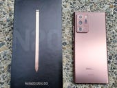Samsung Galaxy Note 20 Ultra review: 5G, display, cameras, and S Pen make it the best phone for business