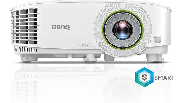 Hands on with the BenQ EH600 projector A complete visual option for home and office zdnet