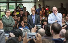 Microsoft CEO Nadella's 'Hit Refresh': Is a cultural revolution enough to refresh Microsoft?
