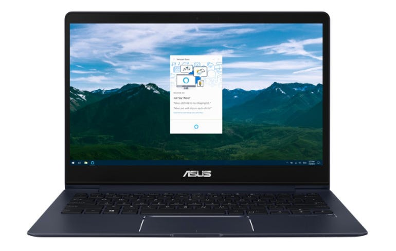 Asus Alexa voice assistant support