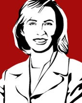 Patty Hatter, SVP of Operations and CIO, McAfee