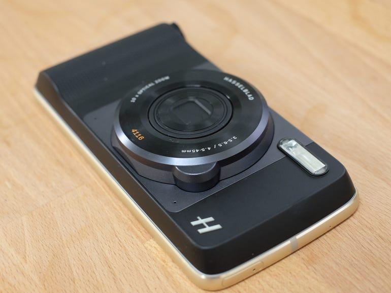 When phone brands meet photo brands   ZDNet