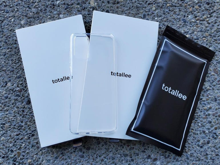 Totallee thin cases for the Samsung Galaxy S20 line