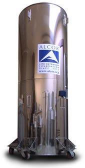 Alcor Cryonic Dewar