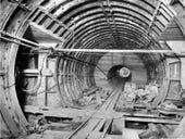 Photos: Take a tour through BT's 'secret WWII tunnels'