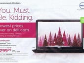 Dell Black Friday 2012 ad leaks