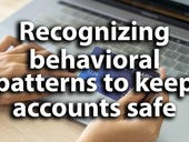 Behavioral pattern recognition to prevent account takeover schemes