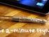 A DIY iPad stylus