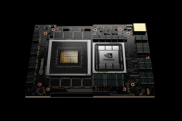 Nvidia lays out its three-chip data center roadmap