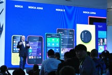 Nokia really is going Android with the launch of three 'gateway' devices called X