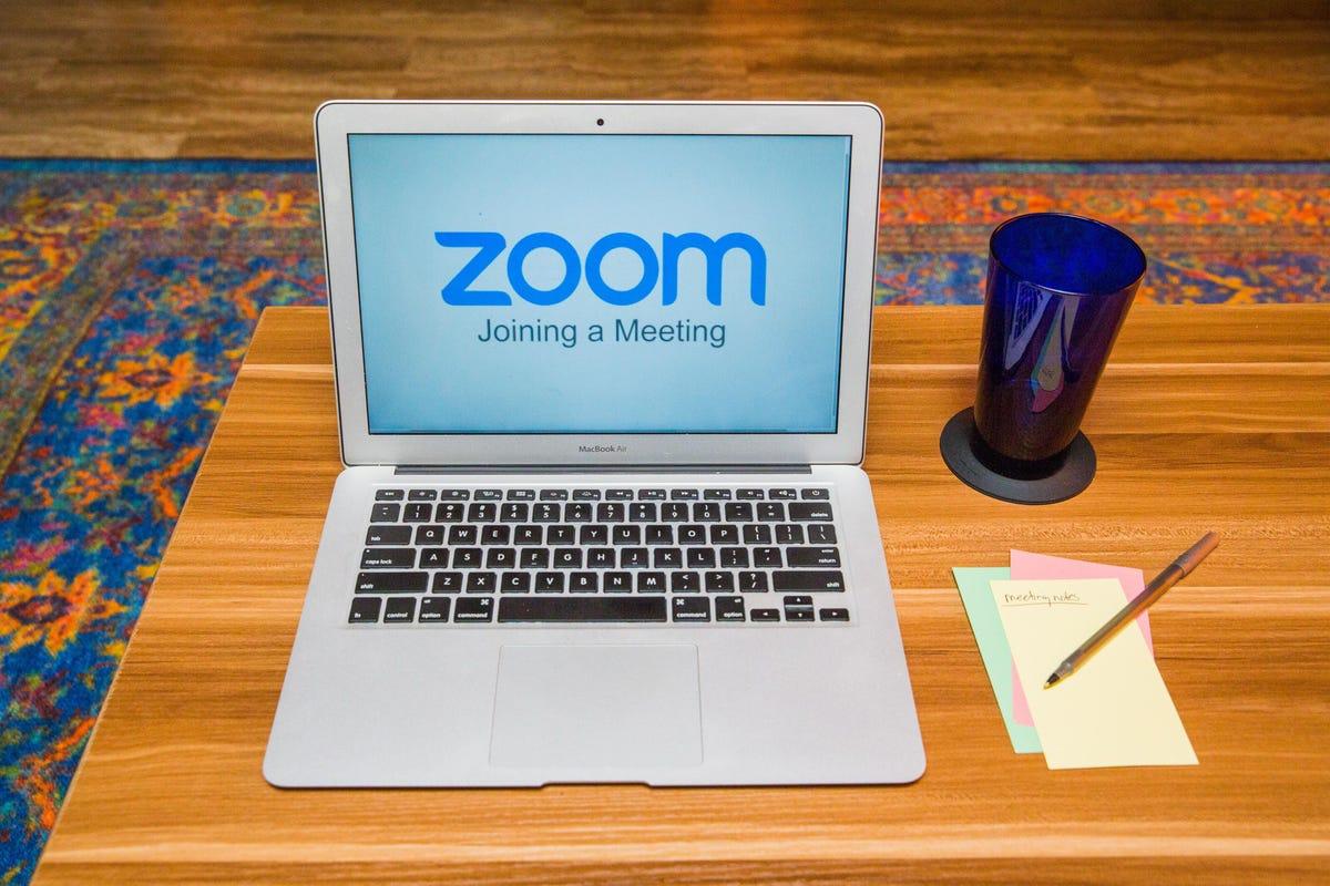 Zoom for macbook pro 2020