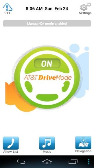 AT&T DriveMode