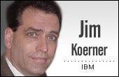 Jim Koerner, IBM